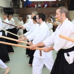 Aikido classes for any age and any ability.